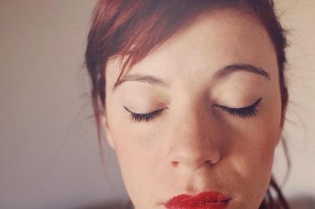 L'eye liner pour les nulles