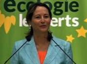 Ségolène Royal, Ministre l'écologie, développement durable l'énergie