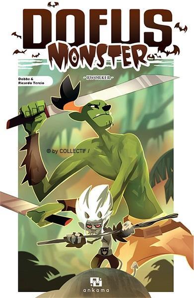 Dofus Monster Bworker
