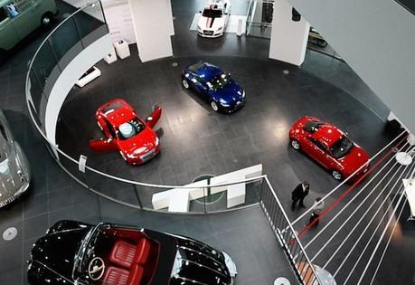 Nouvelle Audi TT: E-TV Sport était sur place pour la découvrir