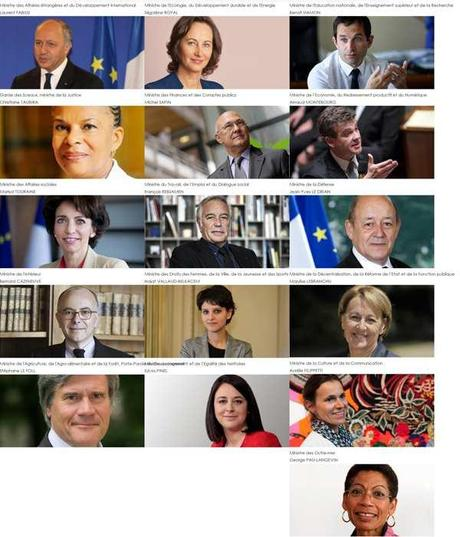 Un nouveau gouvernement sans EELV
