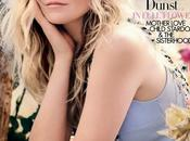 Kirsten Dunst couverture BAZAAR Magazine 3014