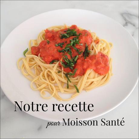 Notre recette fraîche #MoissonSanté