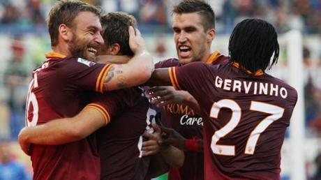 AS Rome vs Parme en direct à partir de 18h30 sur BeIN Sport 2