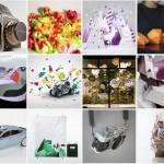 Paper art, set design et création d'objets
