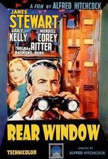 Hitchcock. Intégrale. 41ème film : Rear Window