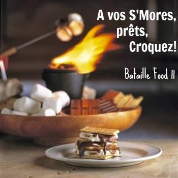 Smore's cupcake #BatailleFood11