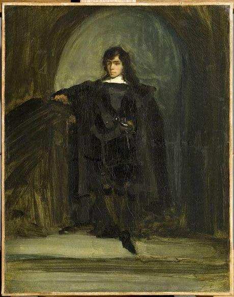 Eugène Delacroix, le plus légitime des fils de Shakespeare