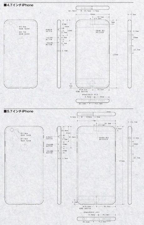 schema iphone 6