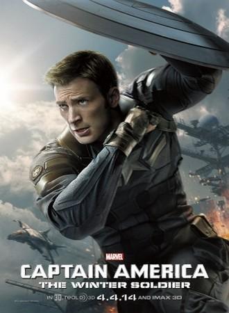 Captain America : Le soldat de l'hiver