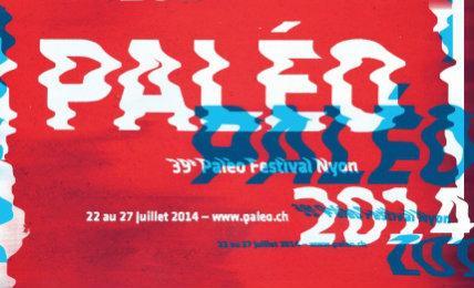 affichxox Paléo Festival