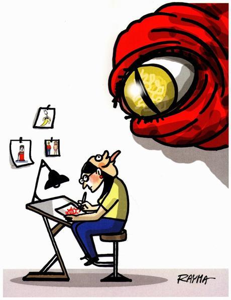 Humour et amour au Venezuela en temps de crise, selon la dessinatrice Rayma
