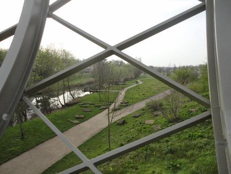 Metz (4) le parc de la seille