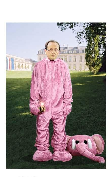 Valls au milieu des gauchistes. #LOL