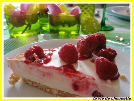 cheesecake aux framboises et au chocolat blanc-38