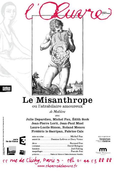 Misanthrope, Théâtre l'Œuvre