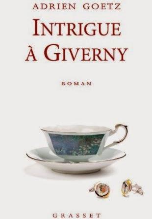 Intrigue de Giverny, Adrien Goetz