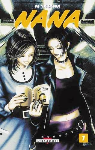 Catégorie manga: Shojo - Nana