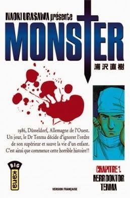 Catégorie manga: Seinen - Monster