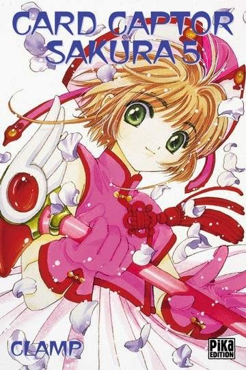Catégorie manga: Shojo - Card Captor Sakura