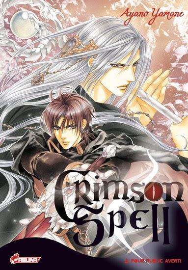 Catégorie manga: Yaoi - Crimson Spell