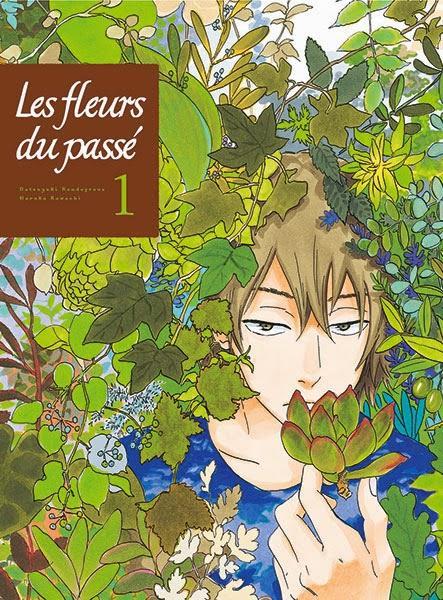Catégorie manga: Josei - Les fleurs du passé