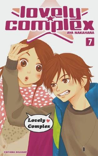 Catégorie manga: Shojo - Lovely Complex