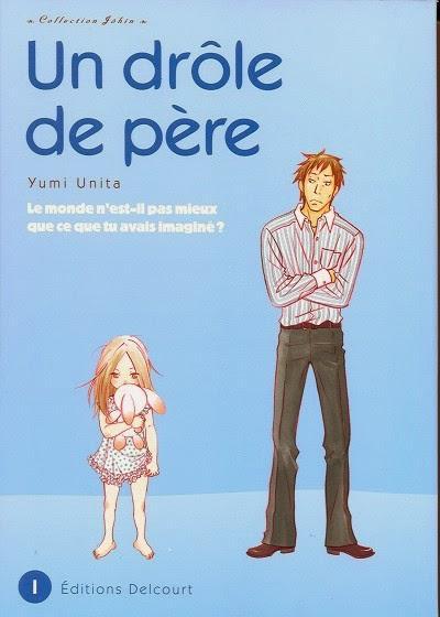 Catégorie manga: Josei - Un drôle de père