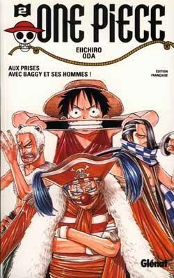Catégorie manga: Shonen - One Piece