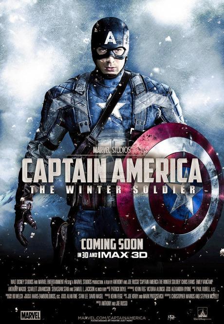 Cinécomics : CAPTAIN AMERICA LE SOLDAT DE L'HIVER (THE WINTER SOLDIER)