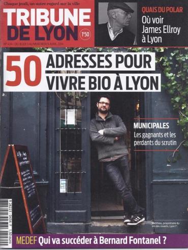 50 adresses pour vivre bio à Lyon