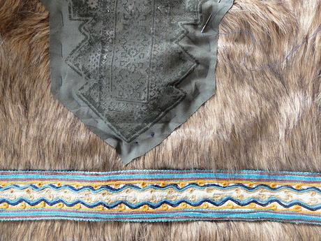 boho fur DIY 6