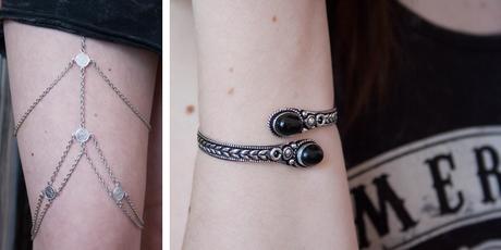 bracelet&chaine