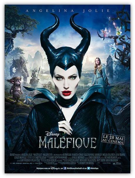 Malefique – L'affiche française du film dévoilée