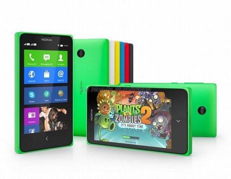 Le smartphone Nokia X déjà testé par NomadeUrbain.fr