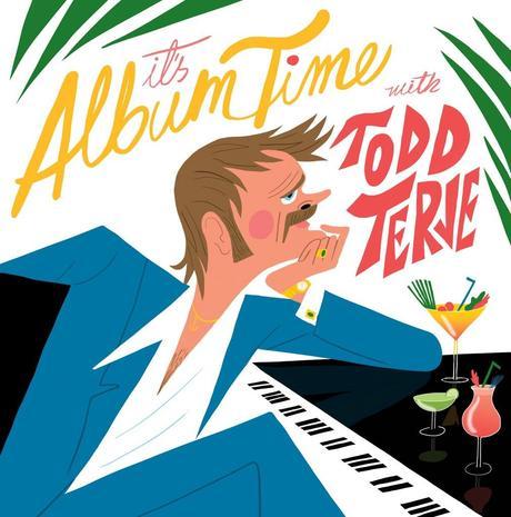 Todd Terje - It's Album Time - Olsen Records