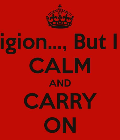 Sans  Religion, mais avec Foi