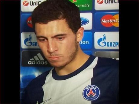 PSG – Chelsea : le pied de nez d'Eden Hazard