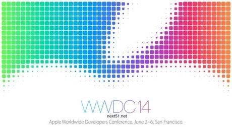 Apple annonce officiellement la WWDC 2014, du 2 au 6 juin