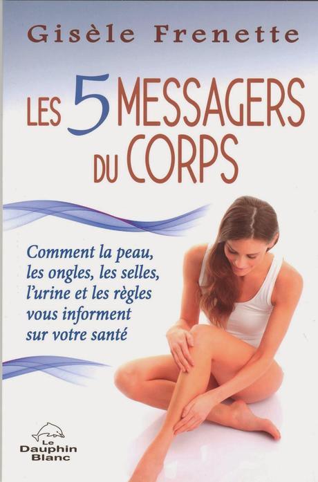 Livre: Les 5 messagers du corps