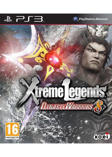 Dynasty Warriors 8: Xtreme Legends & Complete Edition – Désormais disponible en France !