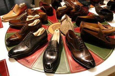 paolo scafora 1 Chaussures italiennes : dix noms à connaître