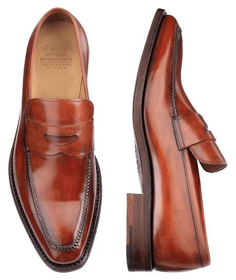 vittorio spernanzoni 3 Chaussures italiennes : dix noms à connaître