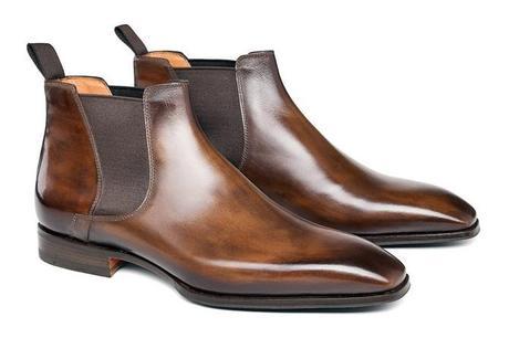 chaussures italiennes santoni 2 Chaussures italiennes : dix noms à connaître