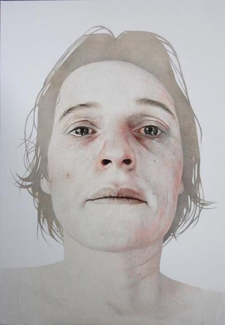 Annemarie Busschers – Hyper-realistic paintings