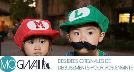 Idées de déguisement pour enfants !