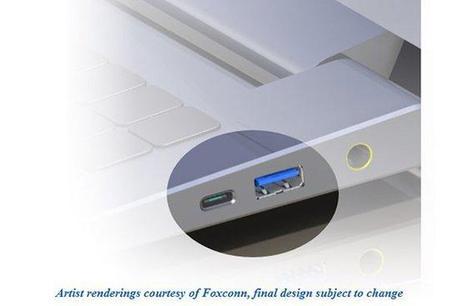 0226000007277672 photo usb 3 1 type c Connectique : Voici le futur connecteur USB 3.1 Type C