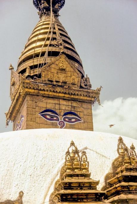 J175 - la colline de Swayambunath