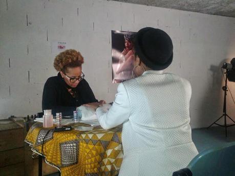 SummumCast à la Turban Party: Vente exclusive de turbans Bineta Sanor avec Timodelle Magazine.