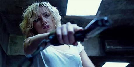 Scarlett Johansson dans Lucy, le nouveau film de Luc Besson